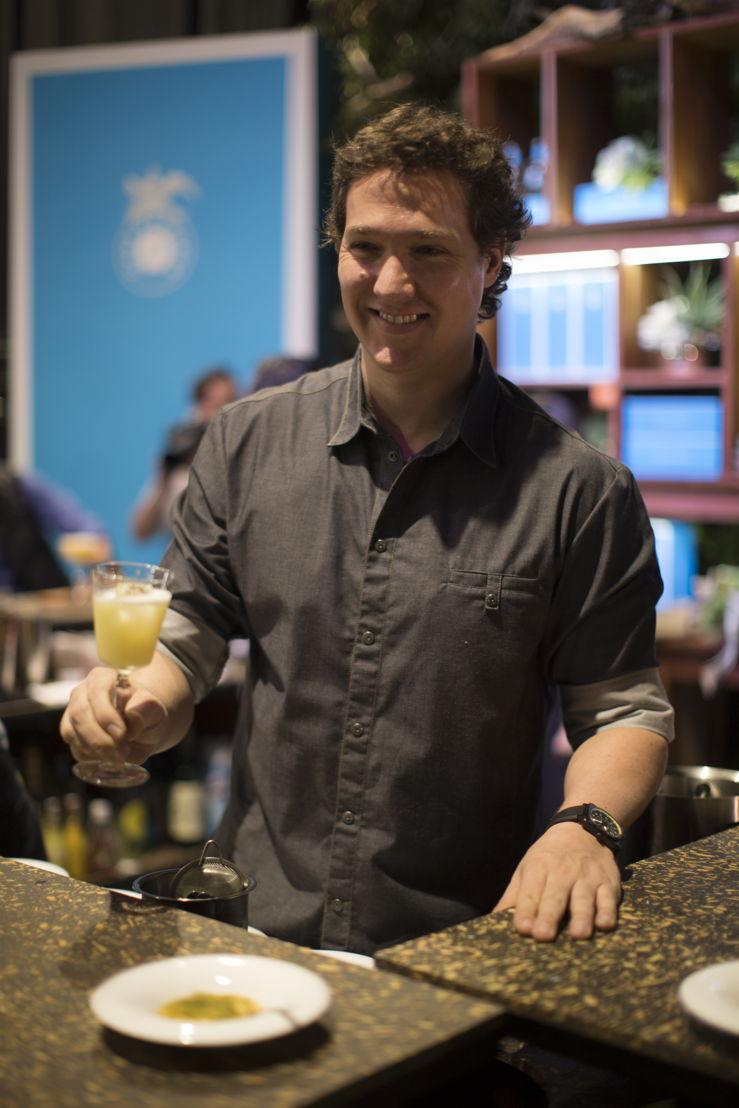 Chef Vicente Torres de Garum