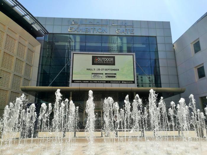أربعة معارض في موقع مشترك تنطلق فعالياتها غدًا في دبي
