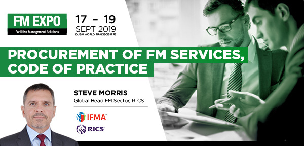 RICS SHED LIGHT ON UPCOMING GLOBAL CODE OF PRACTICE FOR FM PROCUREMENT
