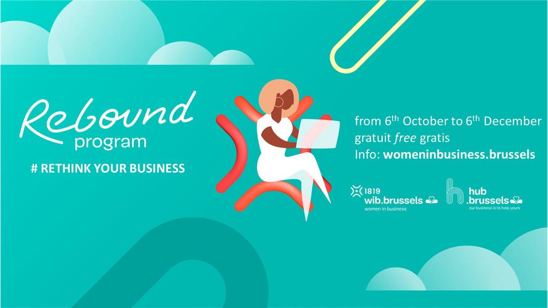 De vijf laureaten van het Rebound-programma van Women in Business zijn bekend