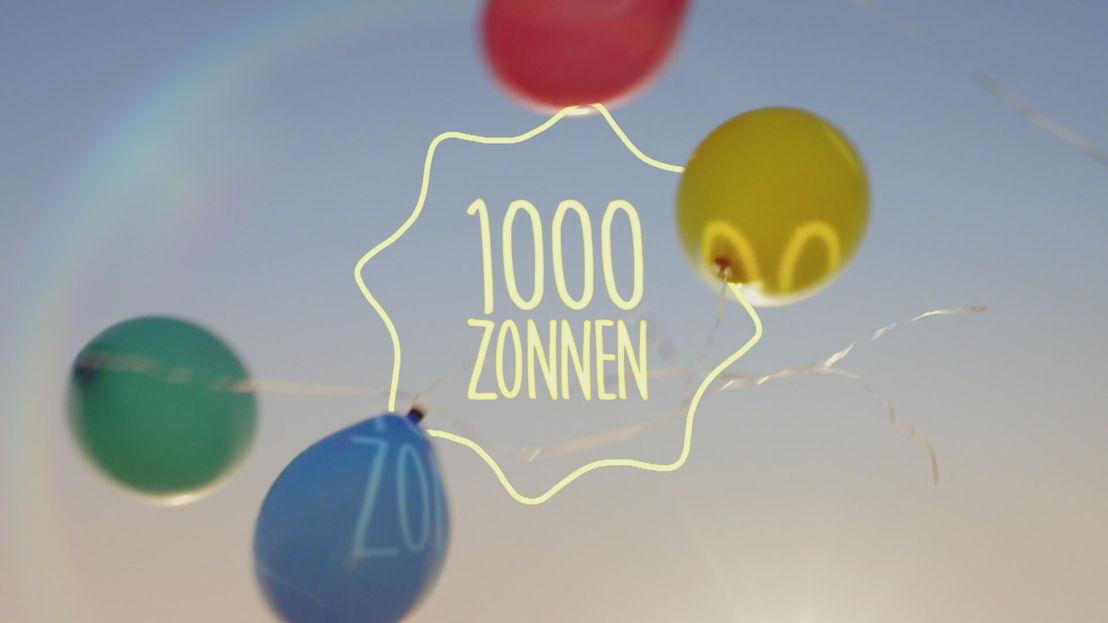1000 zonnen (c) VRT