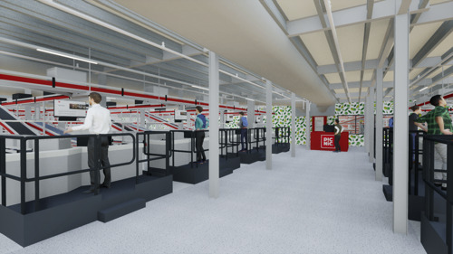 Picnic selects TGW as partner for highly-automated fulfilment center