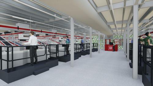 Picnic kiest TGW als partner voor sterk geautomatiseerd distributiecentrum