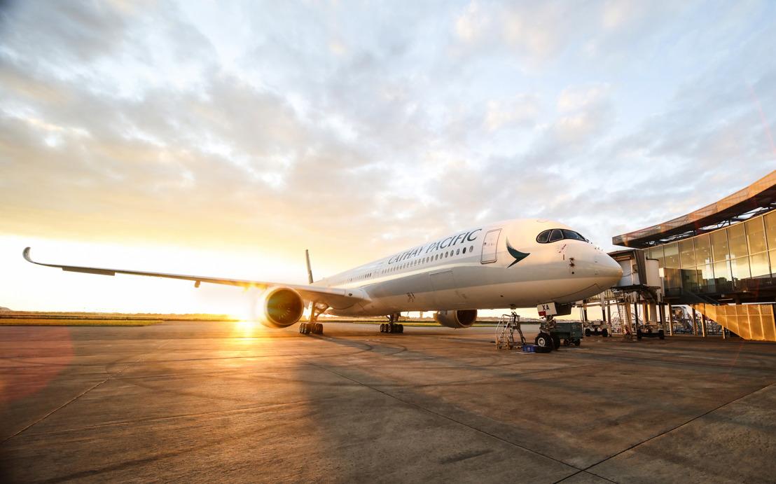 キャセイパシフィックグループ 2019年冬期スケジュール 路線便数計画変更を発表