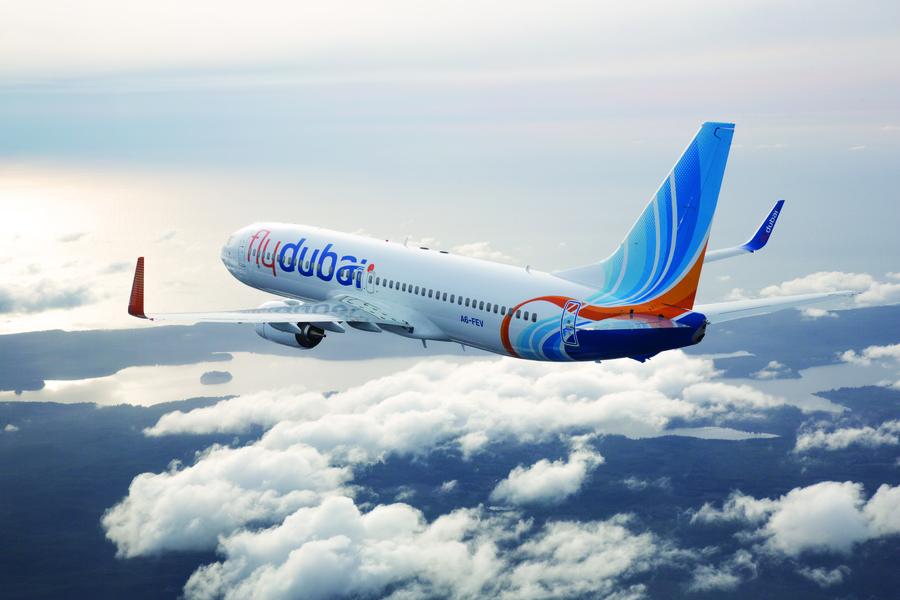flydubai aircraft