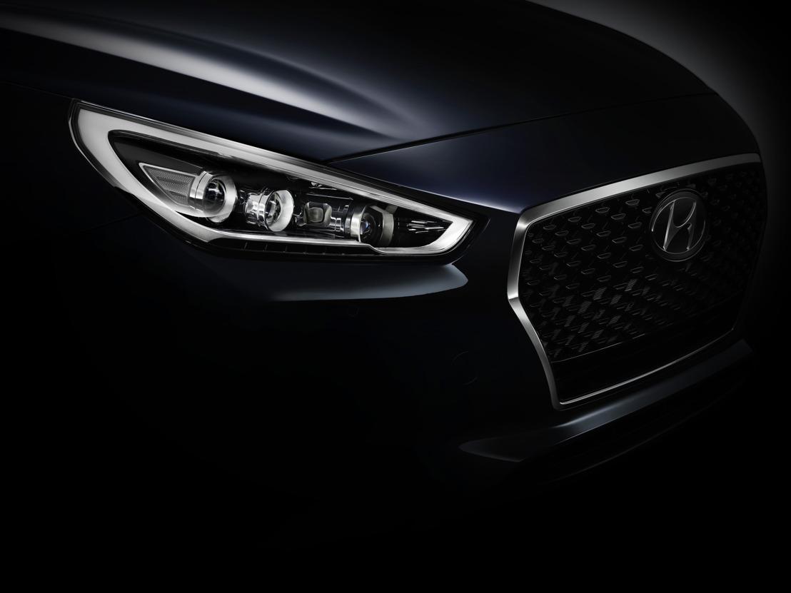 Une voiture pour tous: Hyundai Motor dévoile les premiers détails de New Generation Hyundai i30