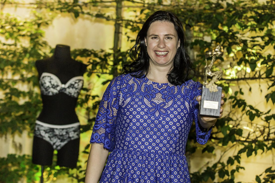 Lingerie Marie - Belgian winner of the Jury's prize