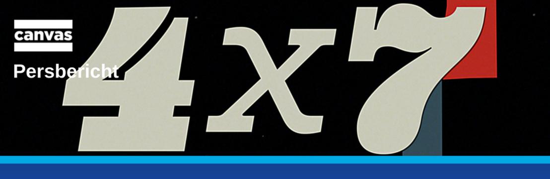 Karl Symons en Jan Verheyen in de vijfde aflevering van 4 x 7