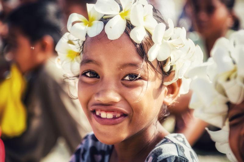Marshallese Girl