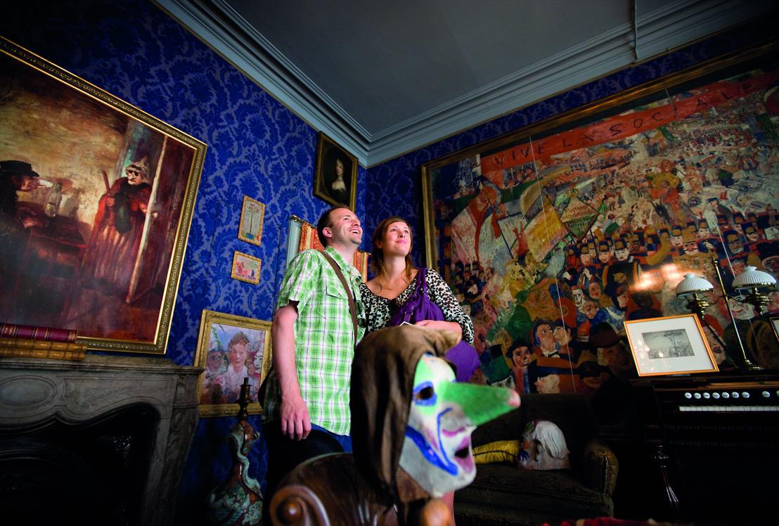 Toerisme Vlaanderen investeert in Oostende
