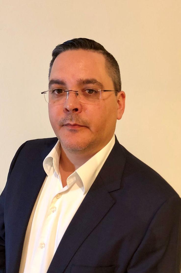 Pieter Vanhaecke, directeur van de Europese Testing-divisie bij CTG