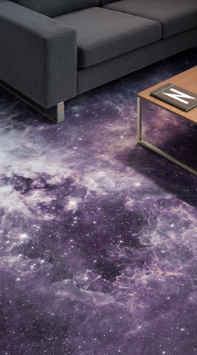 Pantone's Colour Of The Year 'Ultra Violet' Sets Trend For Outer-Space Style