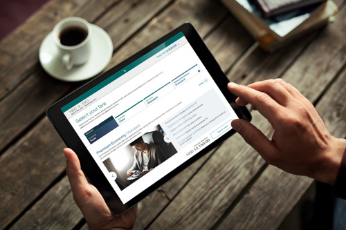 Cathay Pacific introduces upgraded online booking experience