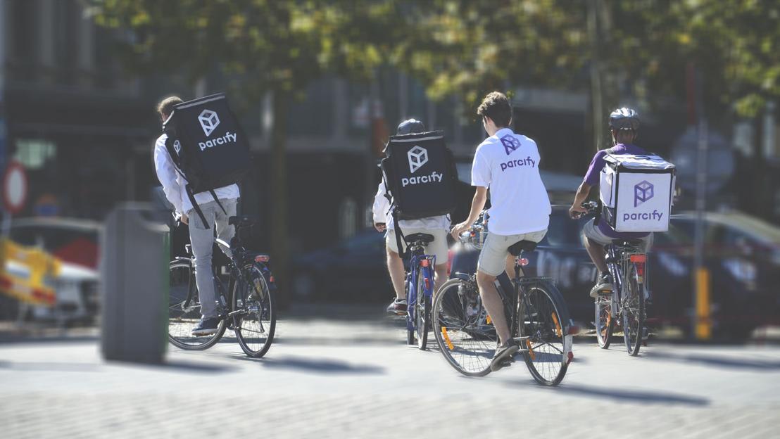 Parcify bevestigt groeiambitie dankzij bpost participatie