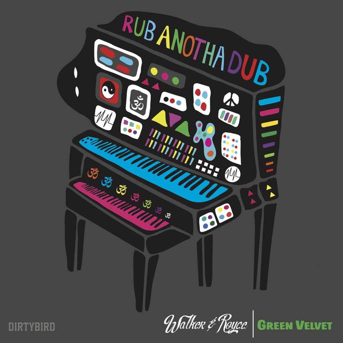 "Walker & Royce Release Official Music Video for ""Rub Anotha Dub"" with Green Velvet"