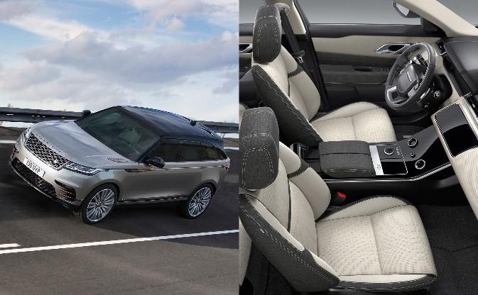2017 - Range Rover Velar (Kvadrat)