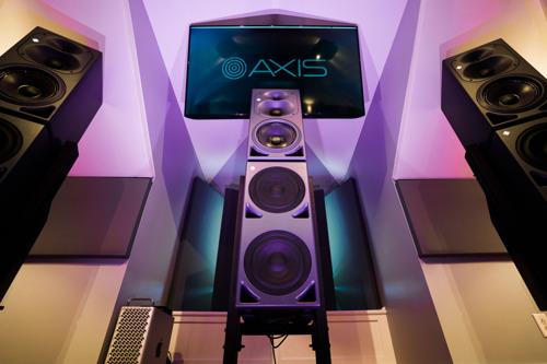 Neumann højtalere skaber tredimensionel lyd hos Axis Audio i Nashville