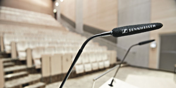 Sennheiser на онлайн-конференции «INFOCOMM CONNECTED 2020_русская версия»