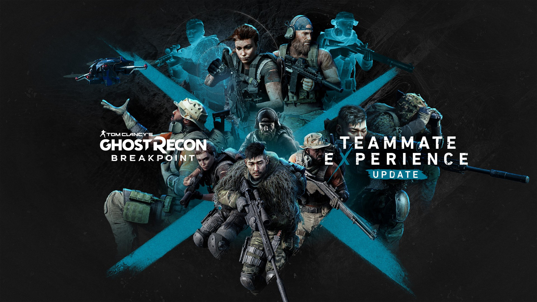 Preview: TOM CLANCY'S GHOST RECON ® BREAKPOINT - KI-TEAM-UPDATE KOMMT AM 25. MAI