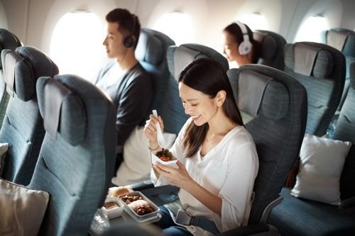 Cathay Pacific kondigt nieuwe targets van duurzaamheidsbeleid aan