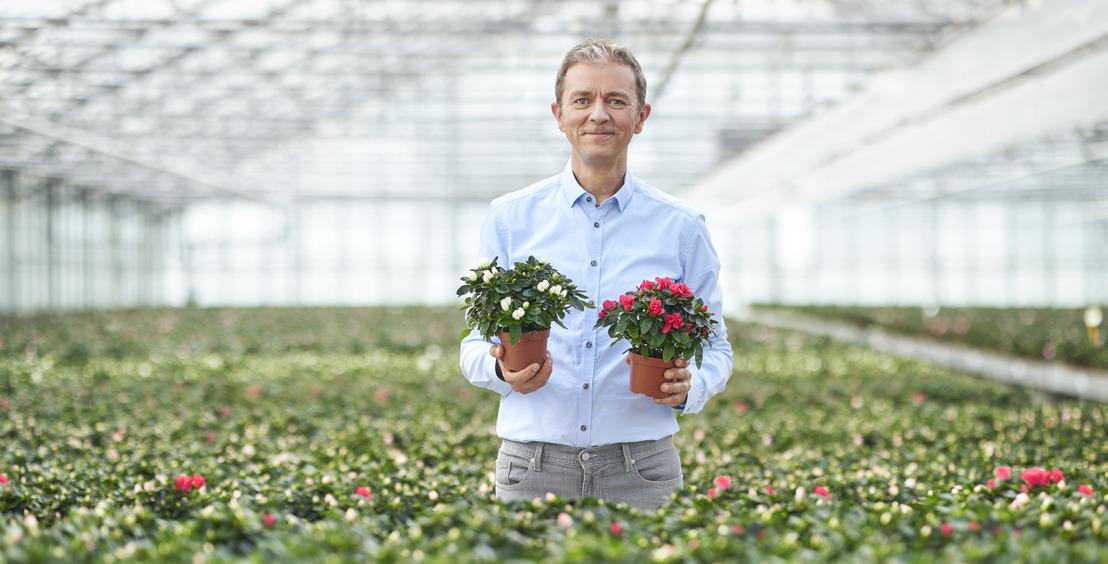 Kom op tegen Kanker geeft aftrap voor jaarlijkse plantjesverkoop