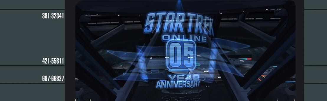 Star Trek Online'da 5 Yıl Nasıl Geçti [infografik]