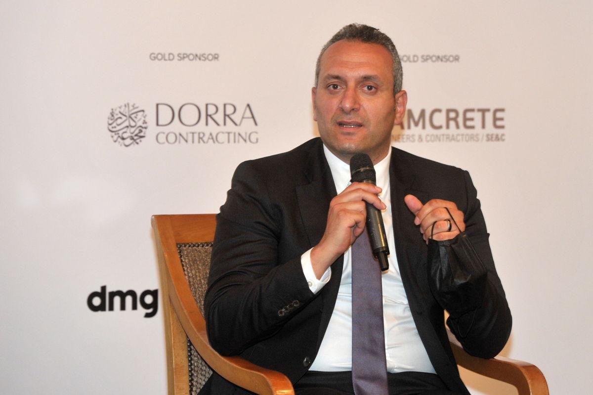 Mohamed El Dahshoury, CEO, Hassan Allam Construction (HAC)