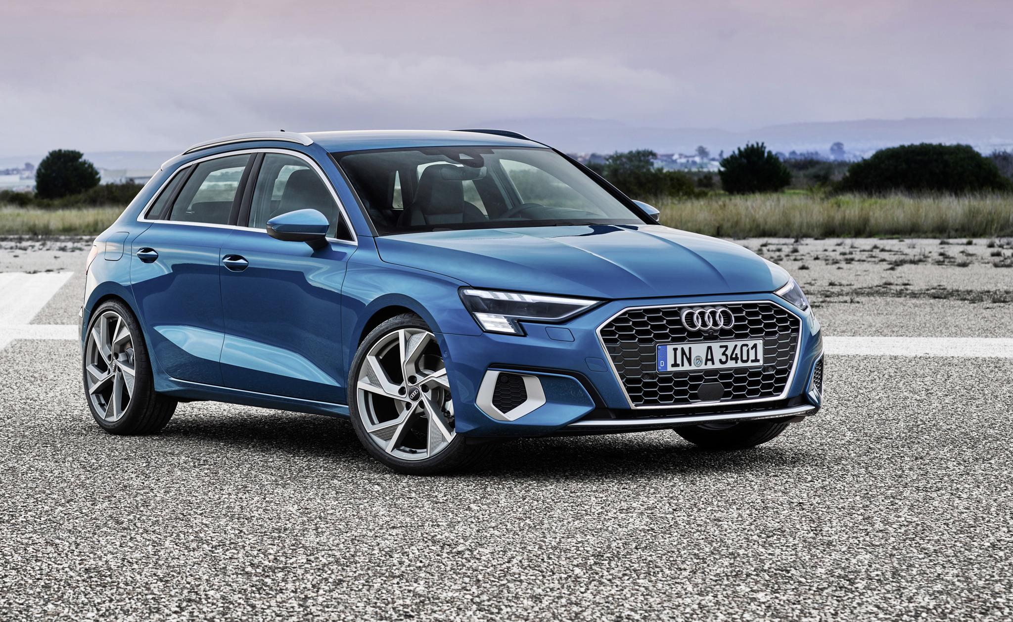 Quatrième génération d'un modèle à succès : la nouvelle Audi A3 Sportback
