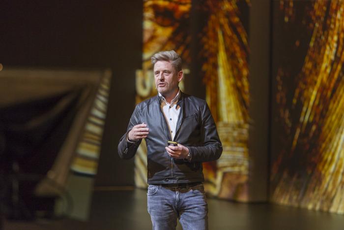 Wayne Griffiths CEO van CUPRA