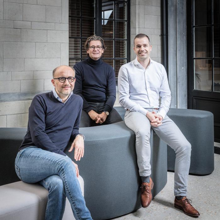 Preview: Peter Leyssens et Jurgen Van Bogaert quittent tous deux leur rôle de co-CEO de CORES Development
