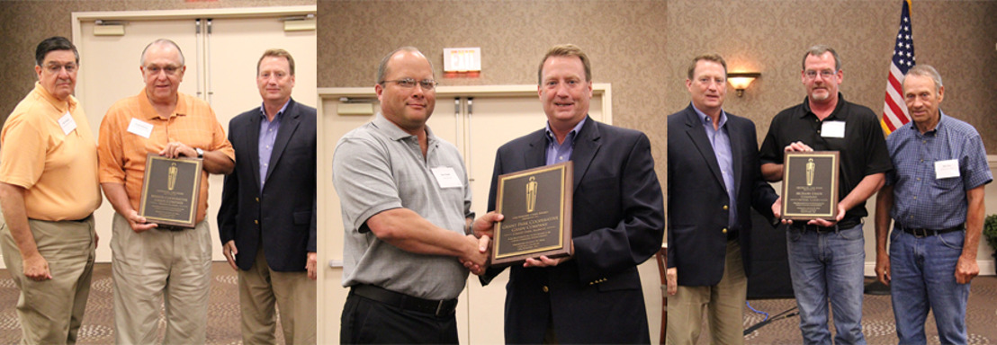 Grain cooperatives earn Ceres Award