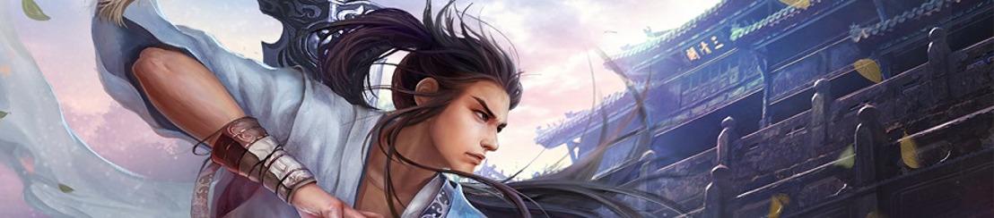 Verkörpern Sie die Rolle eines Wutang-Schülers in Swordsman