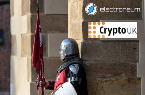CRYPTO DAILY Electroneum Knighted Seventh Executive Member Of Esteemed CryptoUK Board