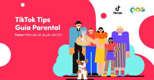TikTok Tips Guía Parental