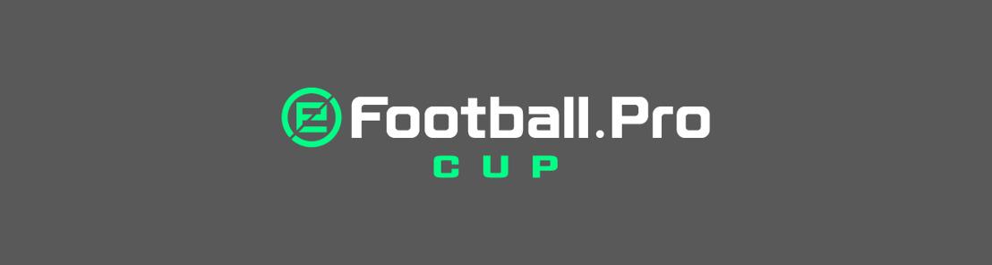 KONAMI VERKÜNDET STREAMING-ZEITPLAN ZUR GRUPPENPHASE DES eFootball.Pro CUP