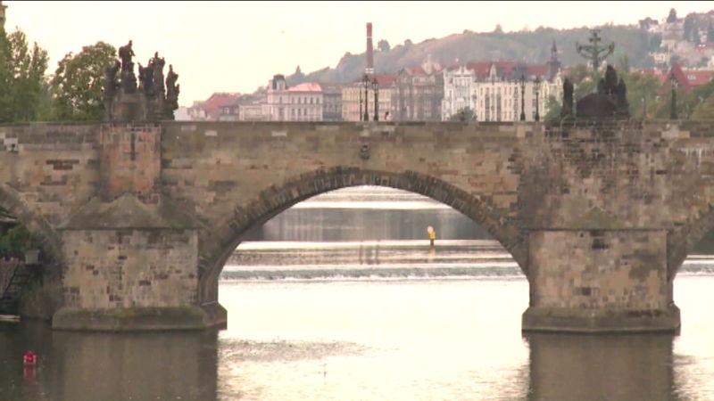 Tsjechië: anti-vluchteling (Koppen)