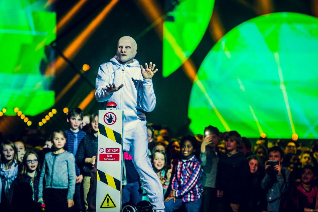 Gala van de Gouden K's - (c) VRT/Jokko