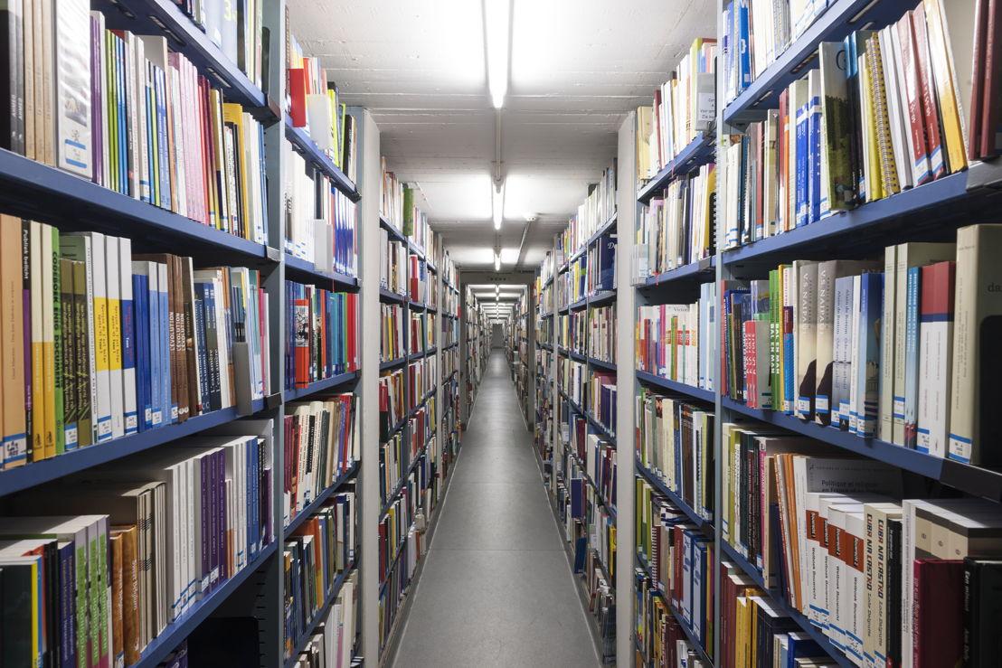 La Tour aux livres<br/>© Bibliothèque royale de Belgique