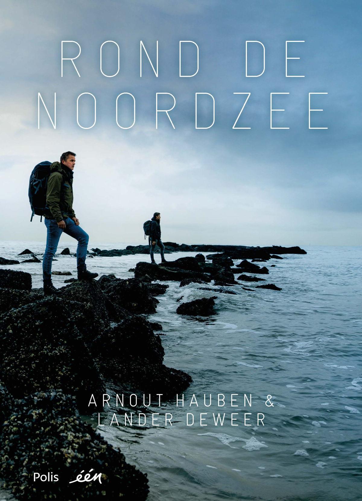 Boekcover Rond de Noordzee