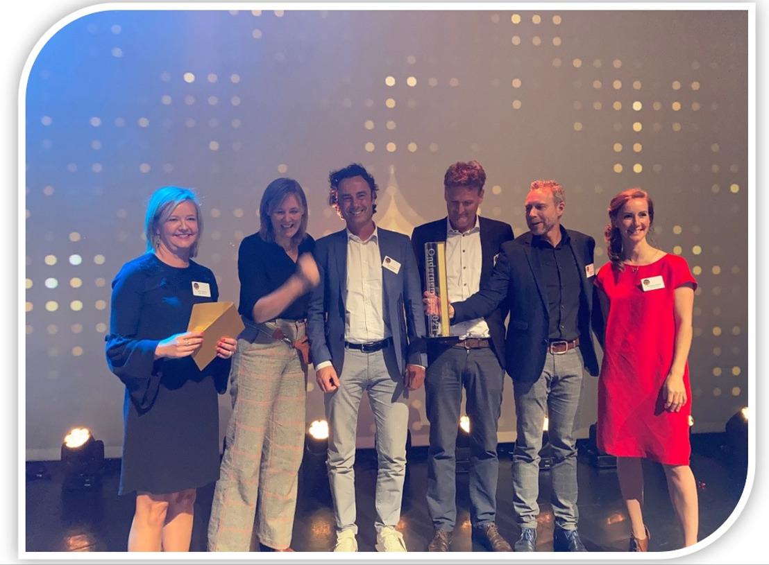 Bouwbedrijf groep Van Roey wint Voka Prijs Ondernemen 2021
