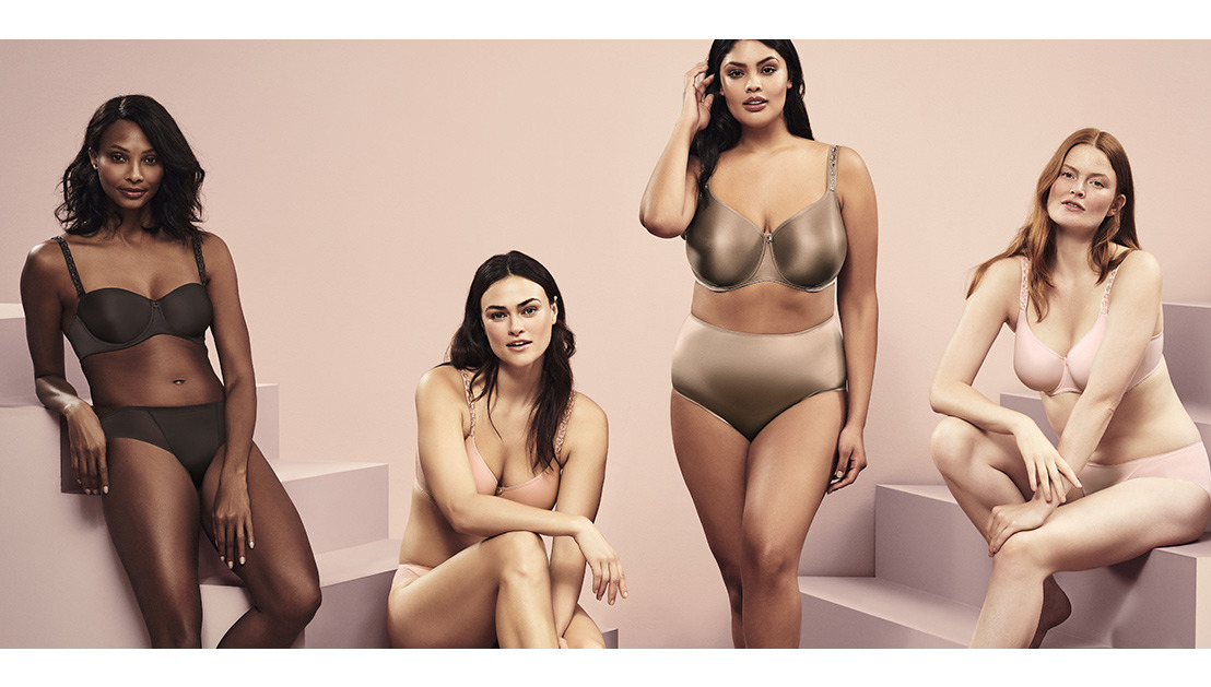 PrimaDonna Every Woman: lingerie that looks and feels like a second skin