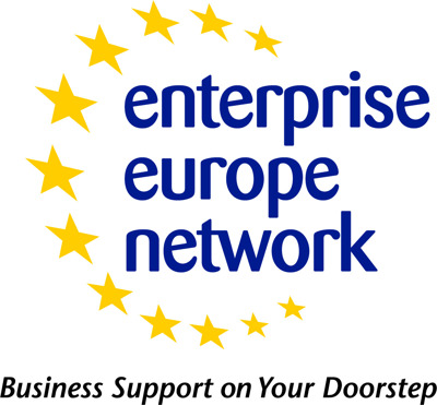 Enterprise Europe Network sala stampa Logo
