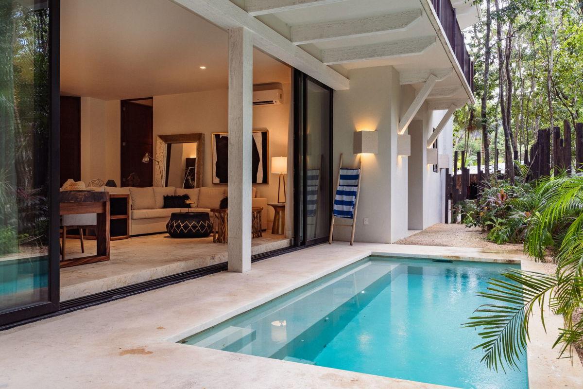 Loretta Jungle Penthouse Tulum, Quintana Roo, México