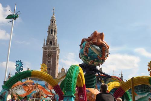 Prikkelarme dag op Leuven Kermis