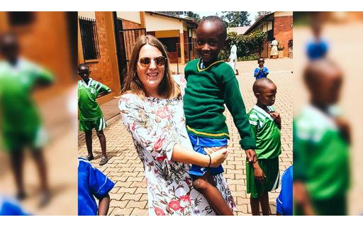 Sophie wil kinderen met gehoorproblemen helpen