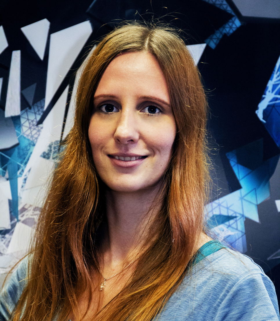Marie Müller, Marketingassistent