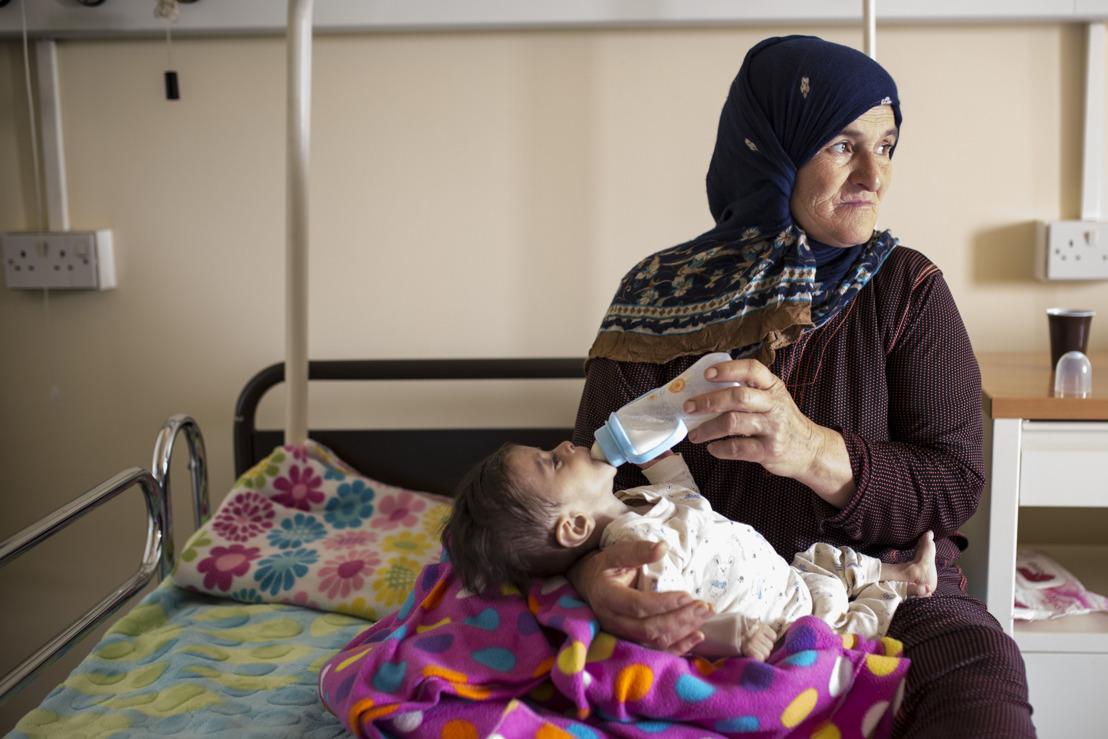 Liban : MSF fournit des soins pédiatriques spécialisés à Zahle, au cœur de la plaine de la Bekaa