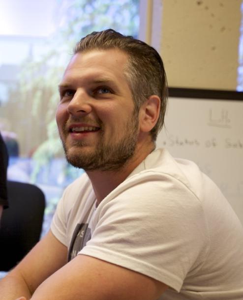 Derek Day, Emerald City Games CEO