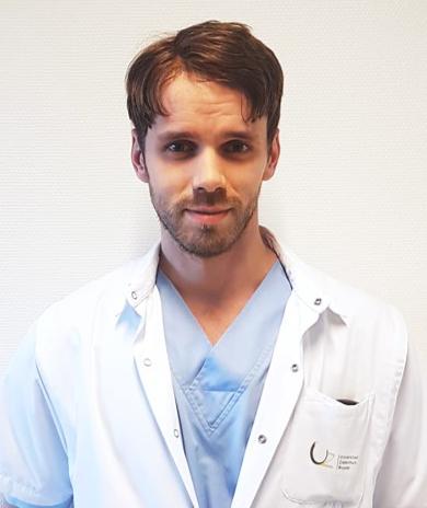 Prof. dr. Johnny Duerinck, neurochirurgien à l'UZ Brussel