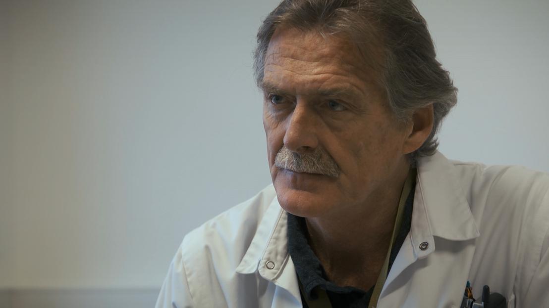 Palliatief arts Wim Distelmans